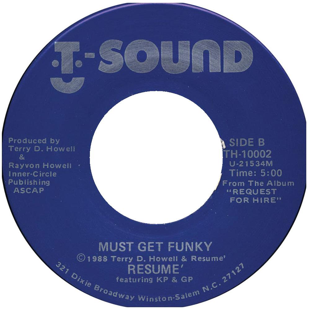 Must Get Funky