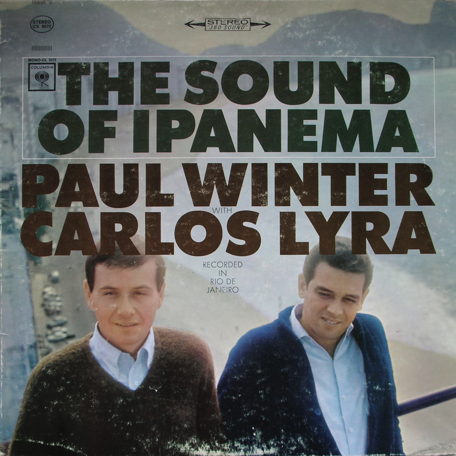 Paul Winter & Carlos Lyra <i>The Sound of Ipanema</i>