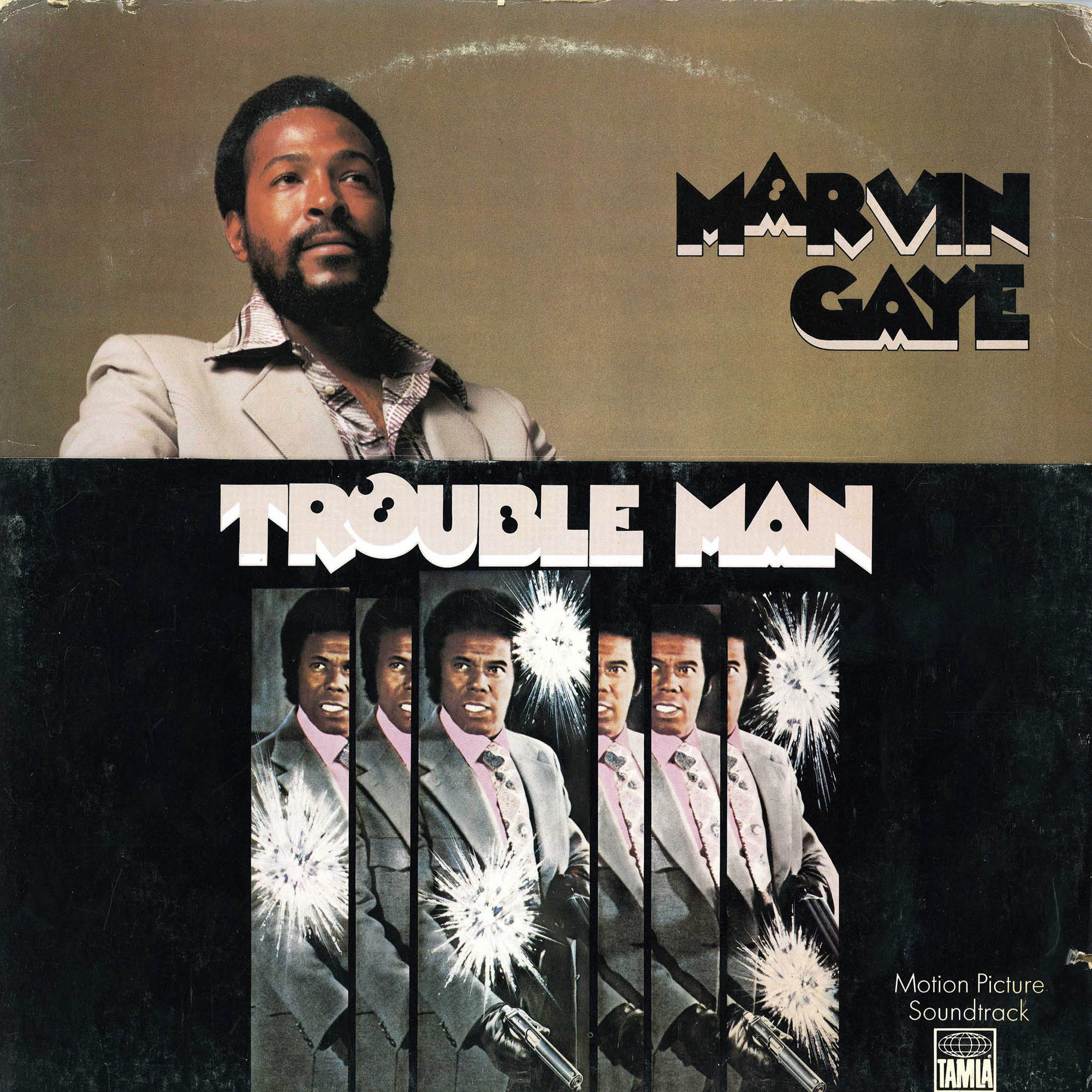 Marvin Gaye <i>Trouble Man</i>