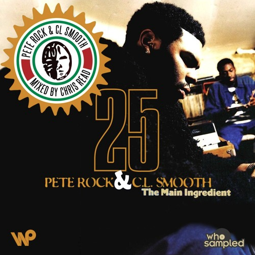 Pete Rock & CL Smooth The Main Ingredient 25th anniversary mixtape