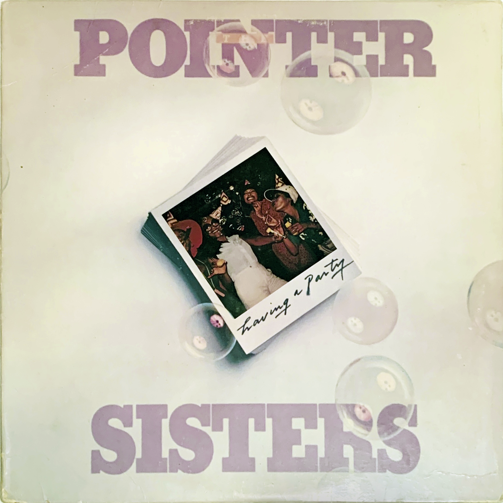 Pointer Sisters Having a Party