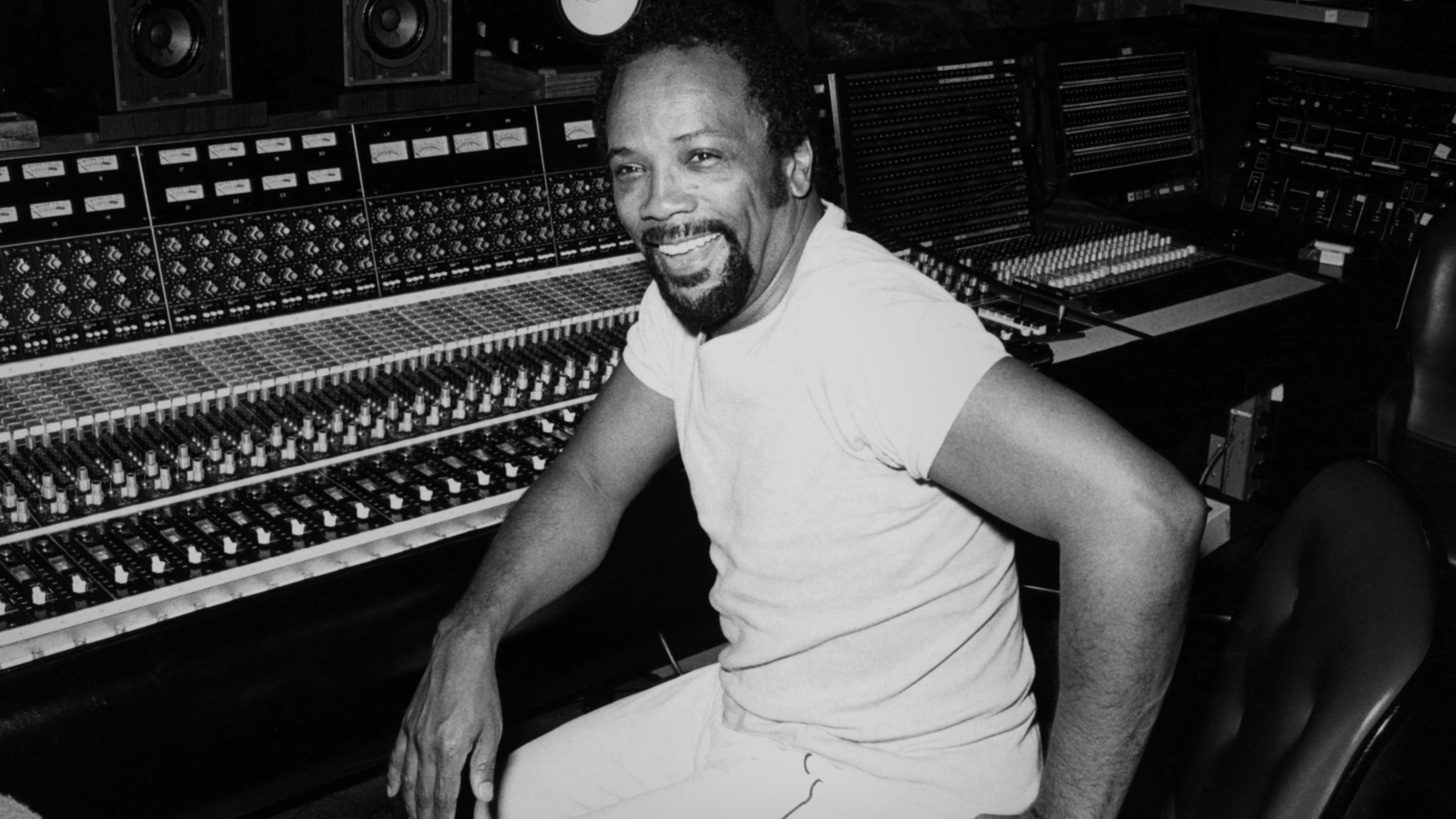 Photo courtesy of the Quincy Jones Archive.