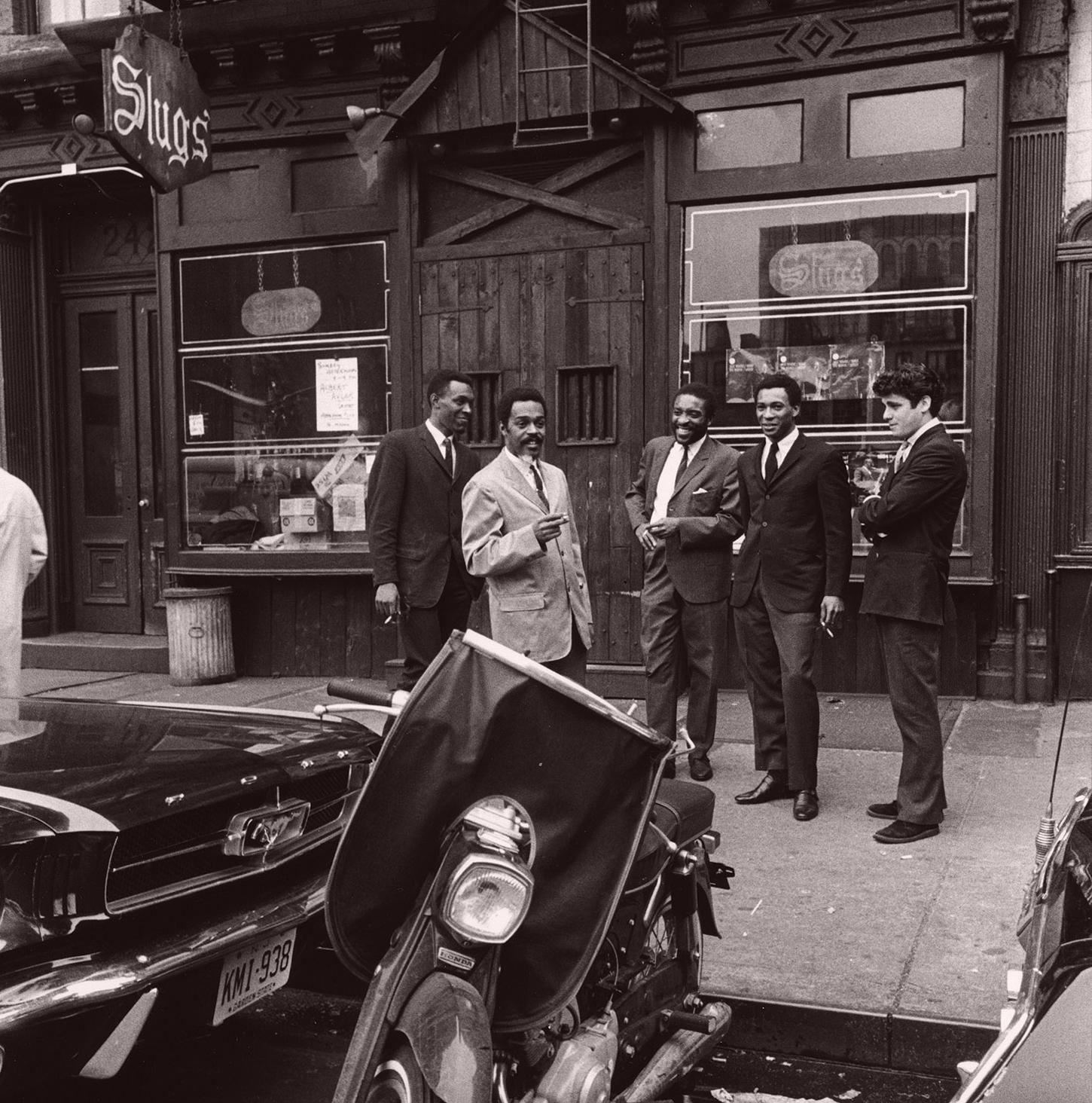 Albert Ayler Quintet Live at Slug's