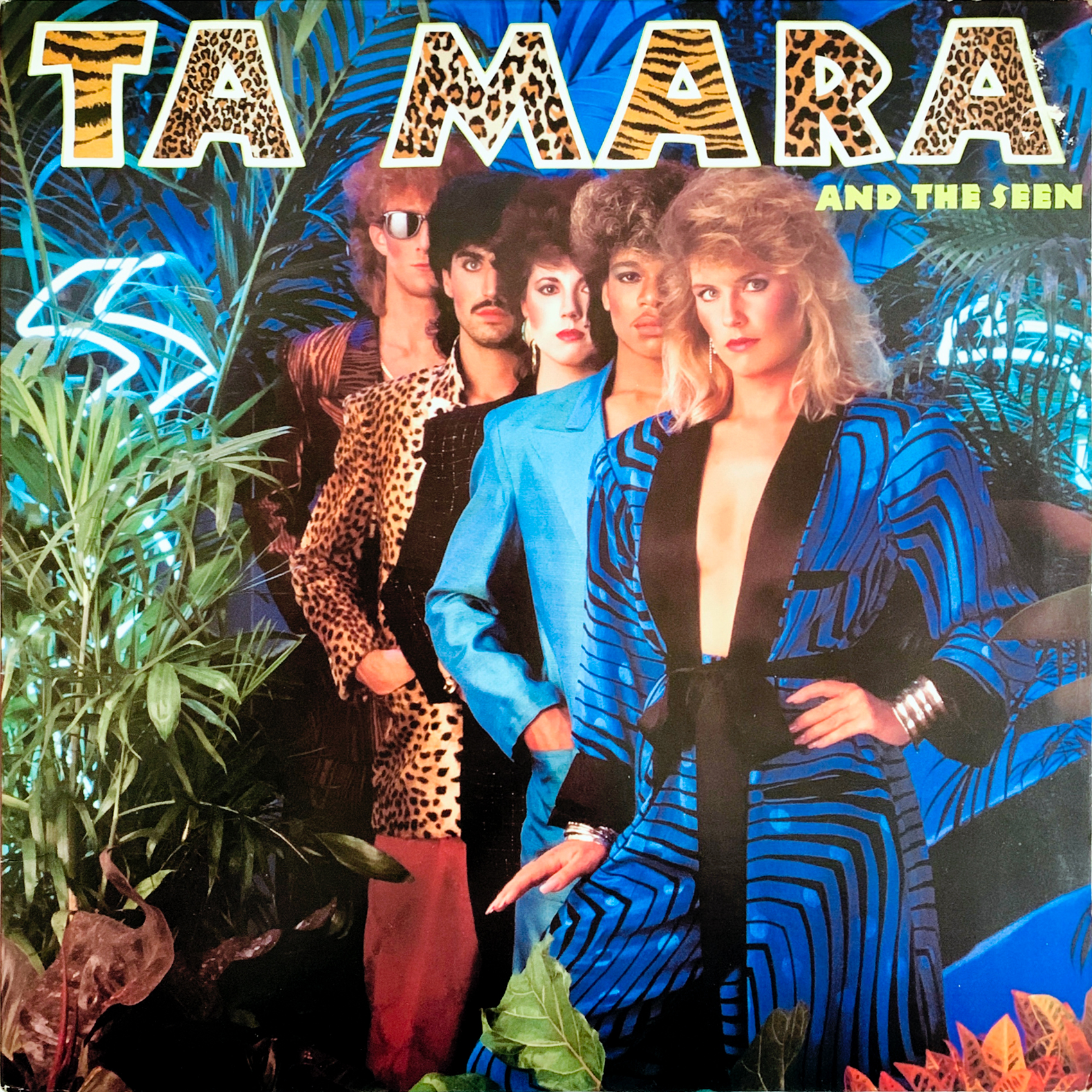 Ta Mara and the Seen - S/T