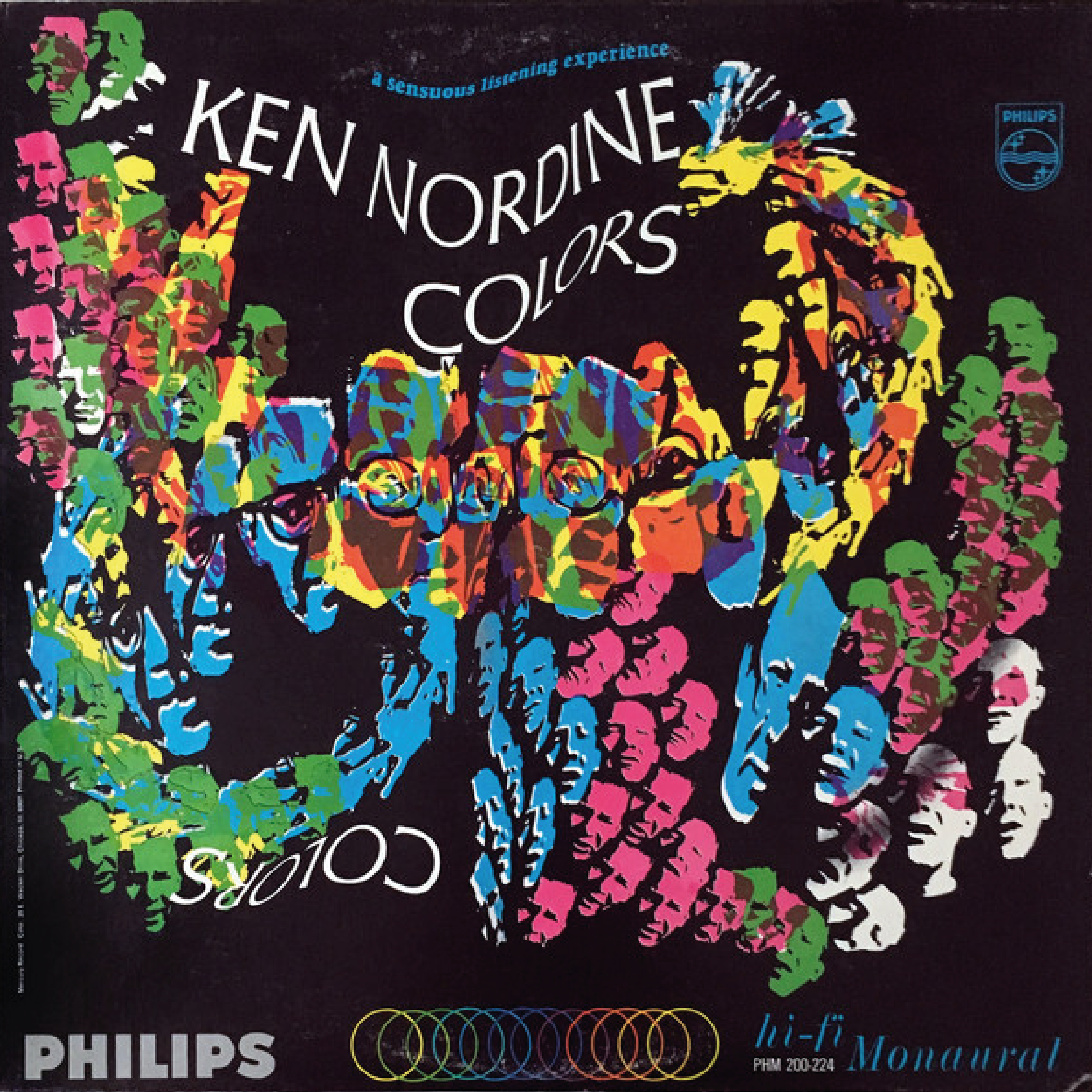Ken Nordine <i>Colors</i>