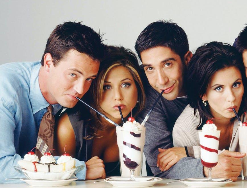 friends serie tv reboot nel 2021