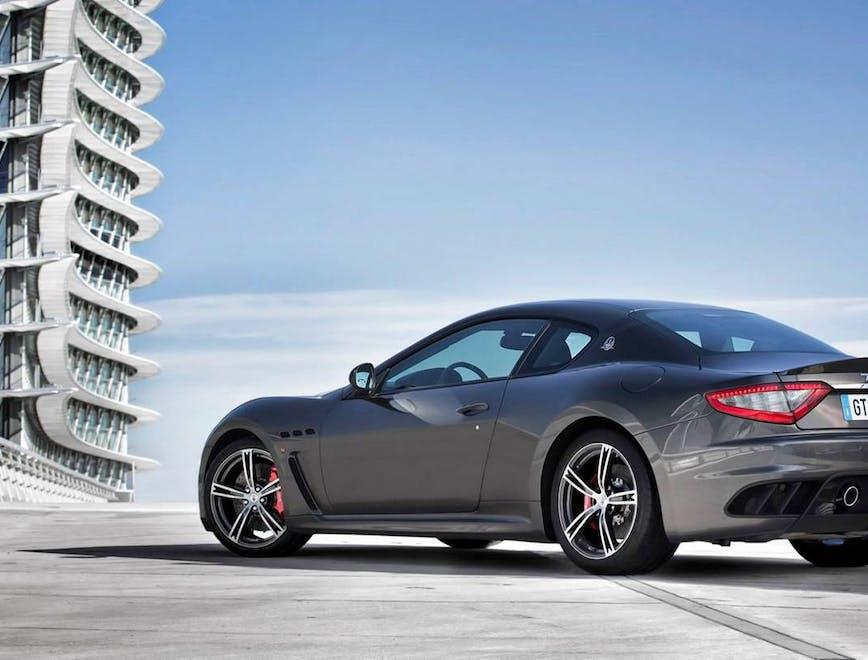 Maserati GranTurismo MY 2018 - L'Officiel Italia
