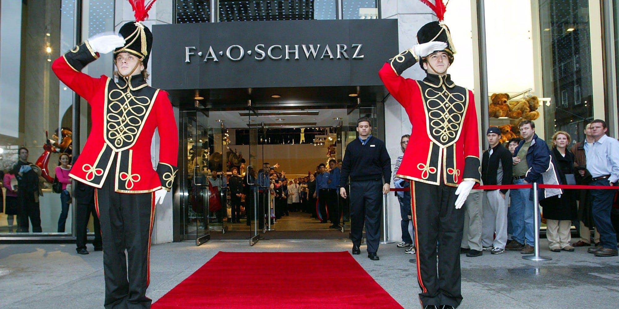 Fao Schwars il negozio di giocattoli più famoso al mondo riaprirà a New York - L'Officiel Italia