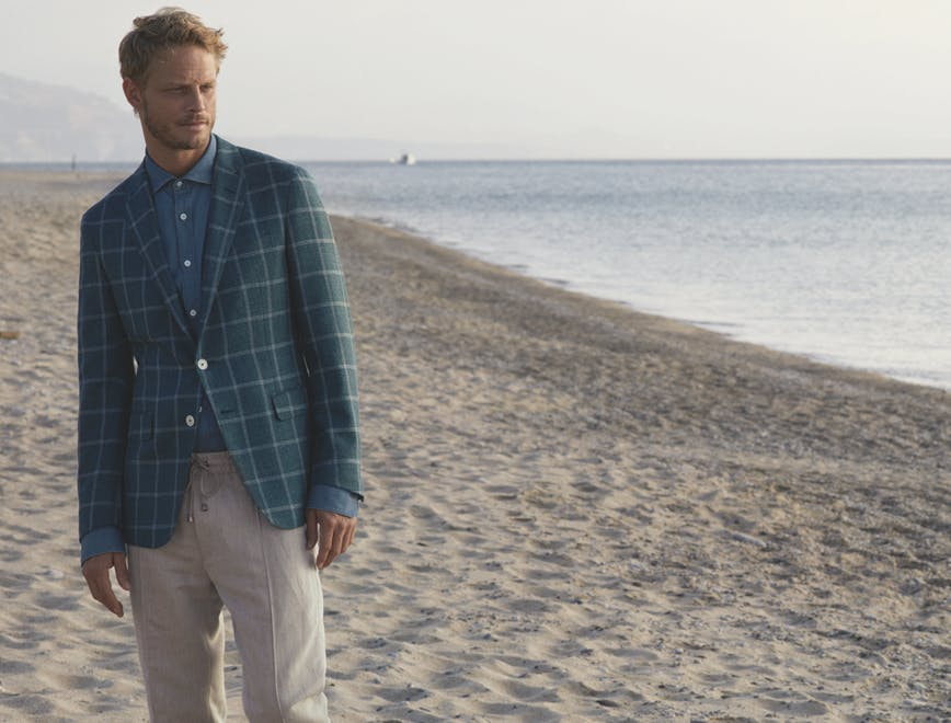 dress code matrimonio in estate maschile