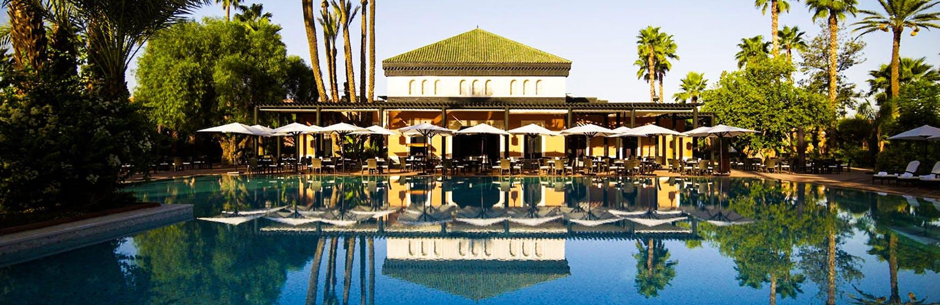 cosa vedere a marrakech piscine esclusive
