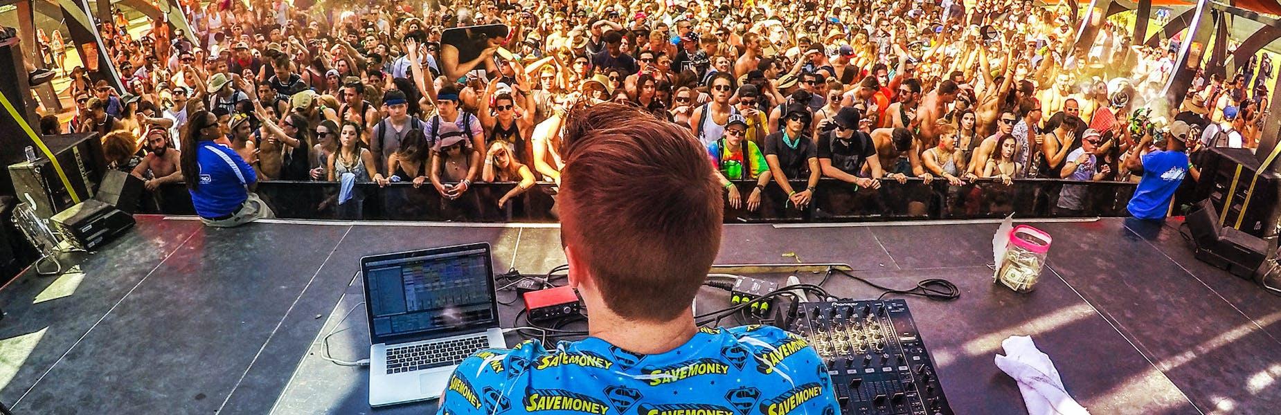 DJ più famosi al mondo