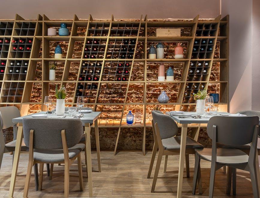 Nella foto un ristorante a Milano