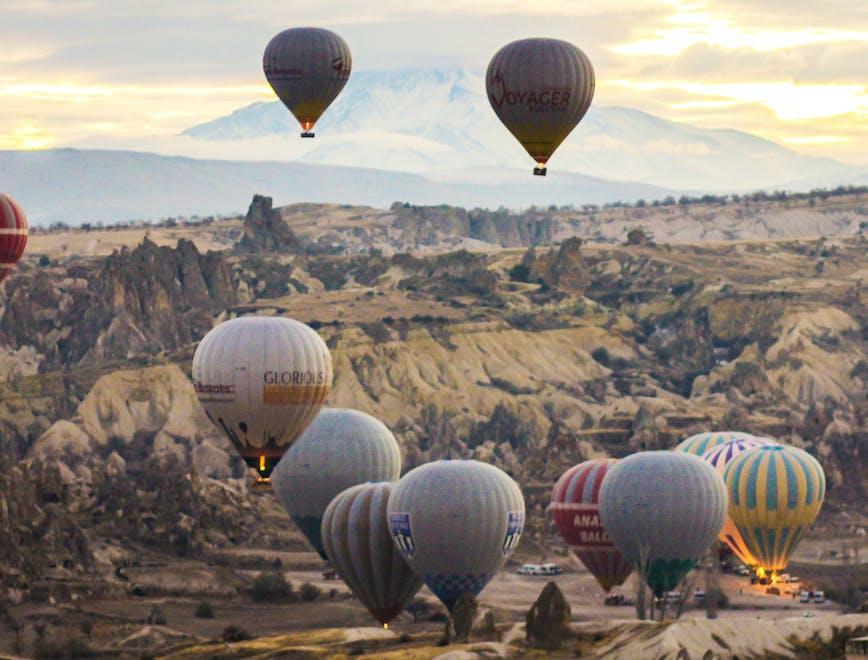 I festival delle mongolfiere più famosi al mondo - L'Officiel Italia