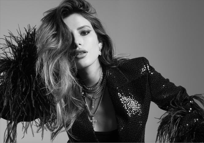 bella thorne l'officiel italia