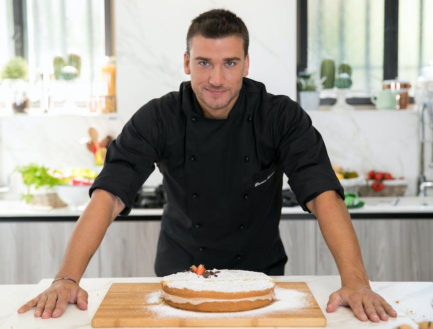 L'intervista al pasticcere Damiano Carrara e la sua ricetta - L'Officiel Italia
