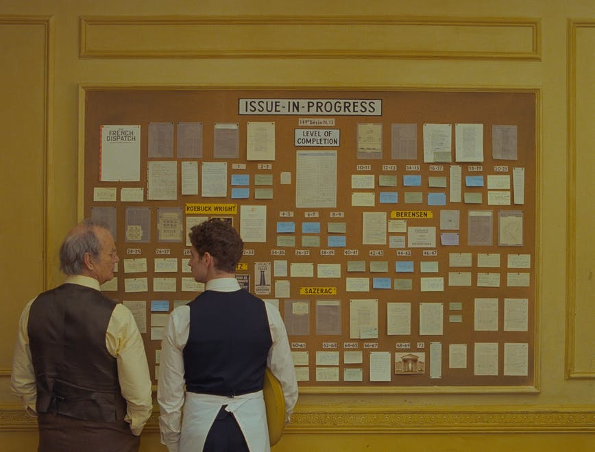 the-french dispatch wes anderson film 2020