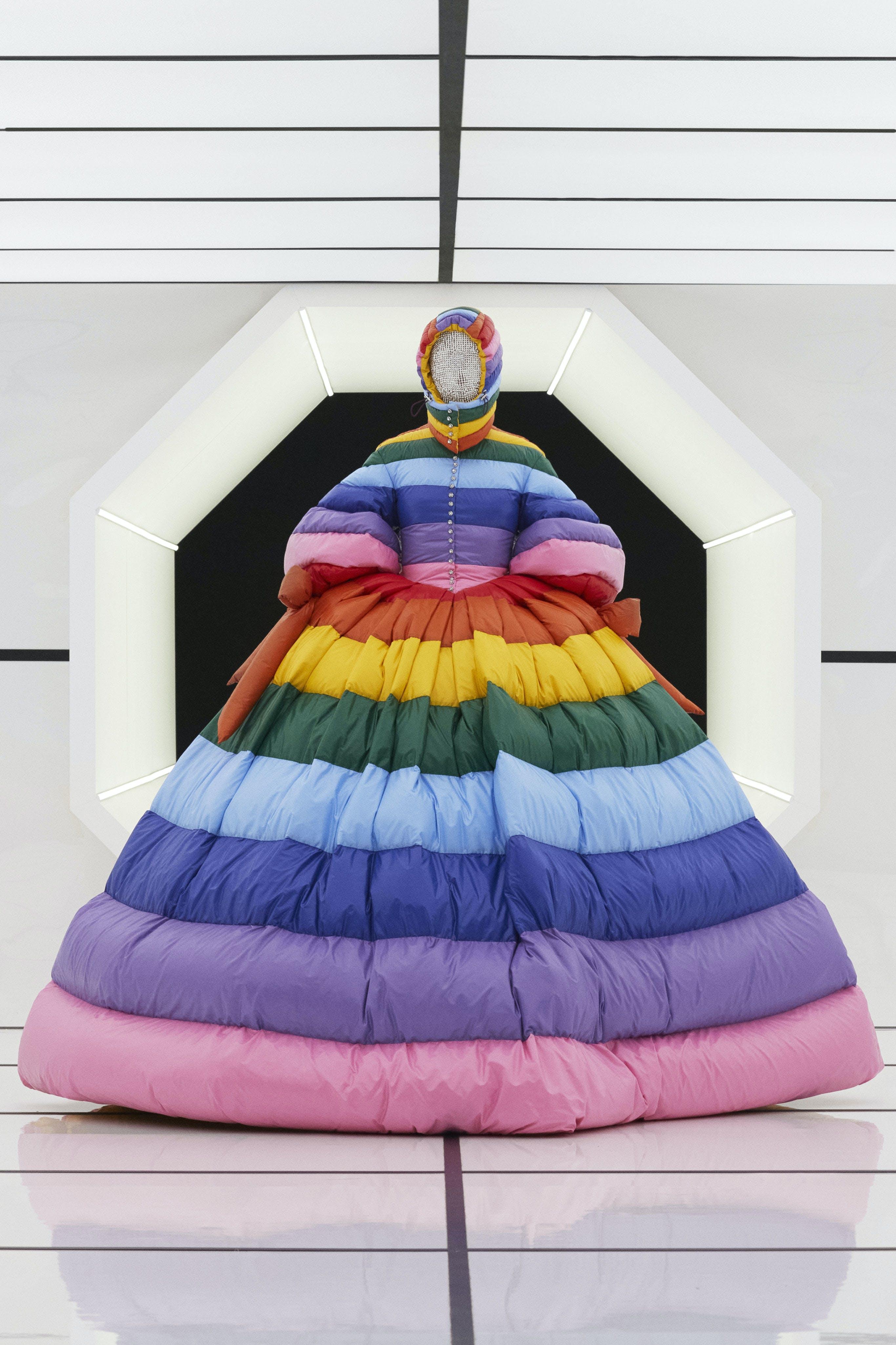 Moncler Genius milano fashion week collezione