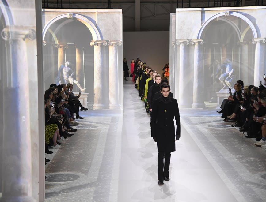 Bottega Veneta collezione Autunno Inverno 2020