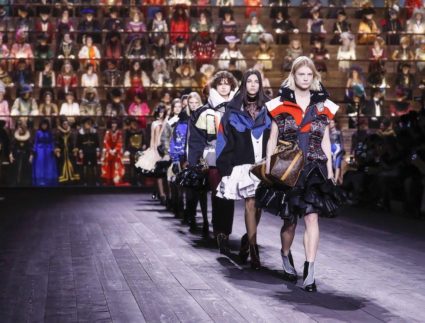 Louis Vuitton collezione Autunno-Inverno 2020