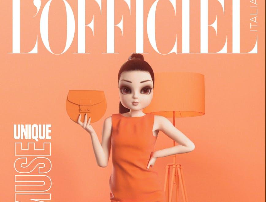 #FURLADANCE la cover di Furla in collaborazione con Noonoouri