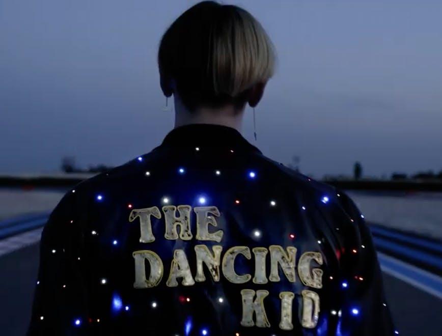 The Dancing kid celine-lofficielitalia