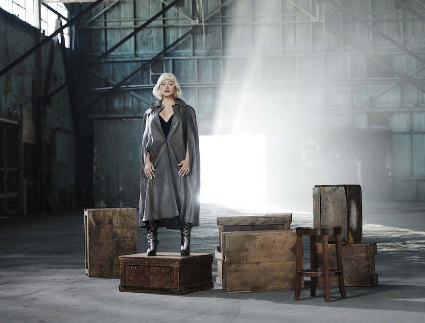 L'intervista e l'editoriale di Christina Aguilera - L'Officiel Italia