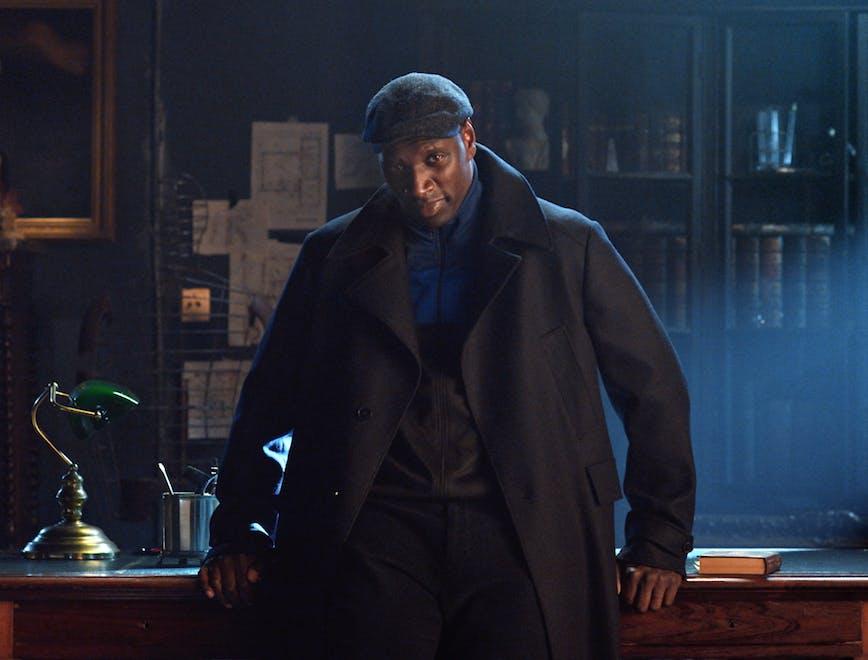 Lupin: la nuova serie Netflix con Omar Sy