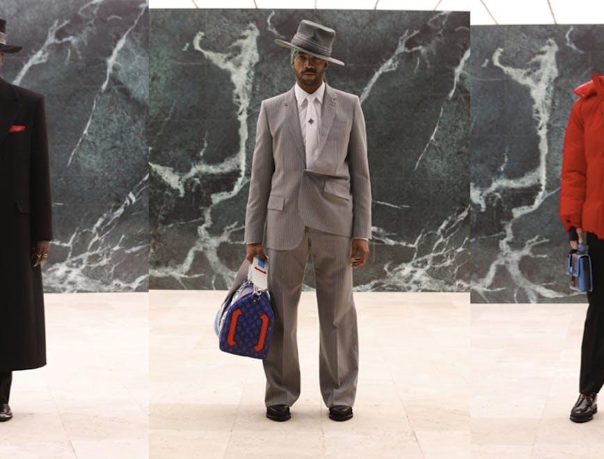 Louis Vuitton uomo collezione Autunno-Inverno  2021-lofficielitalia