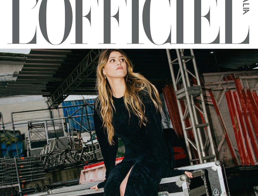 Jenny de Nucci intervista editoriale - L'Officiel Italia