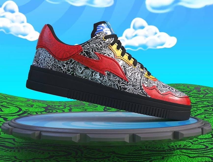 La moda diventa virtuale sneakers acquistabili - L'Officiel Italia