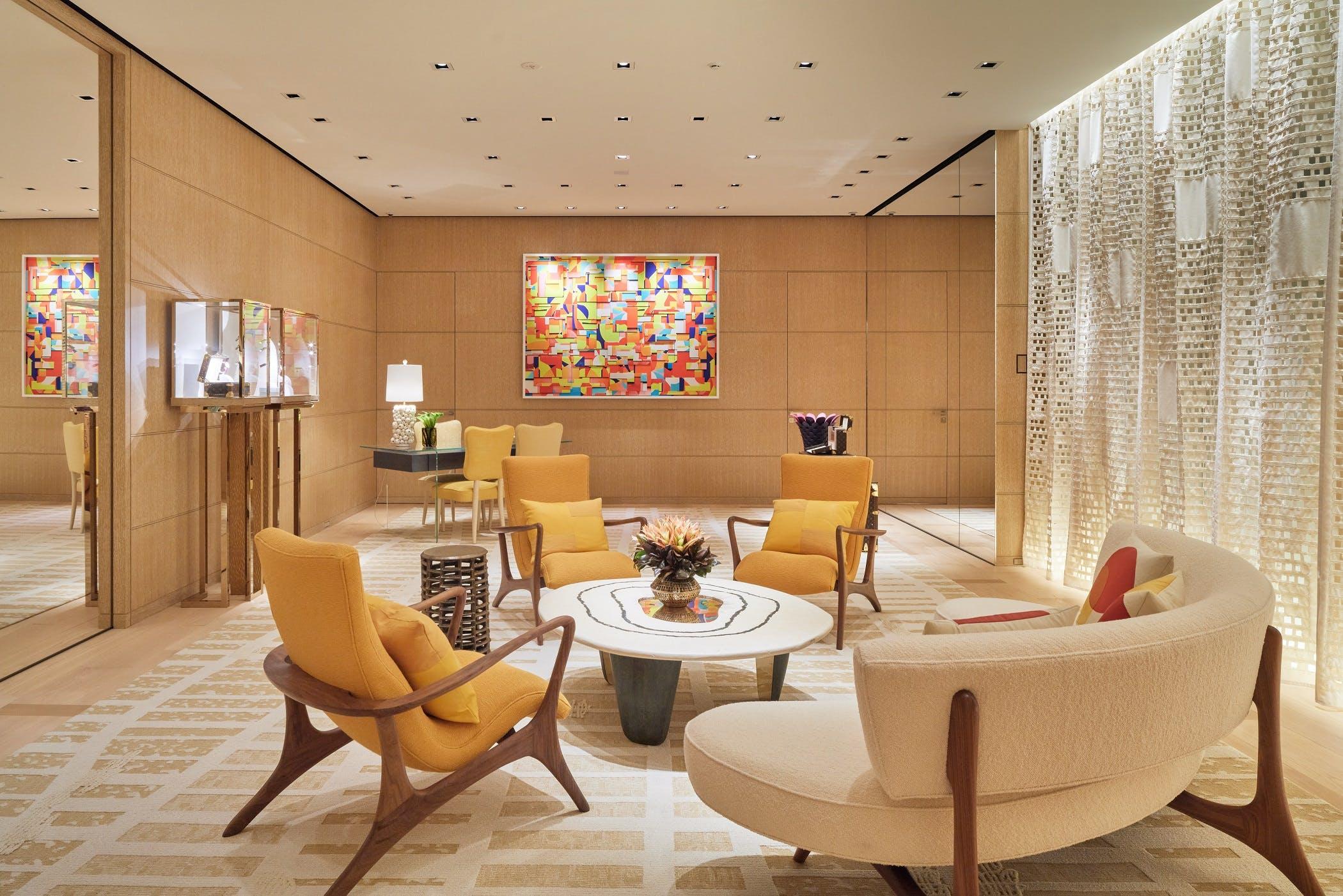 Louis Vuitton Le Café V a Tokyo