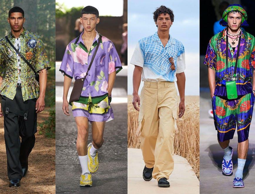 Le camicie e le stampe di tendenza per la Primavera Estate 2021