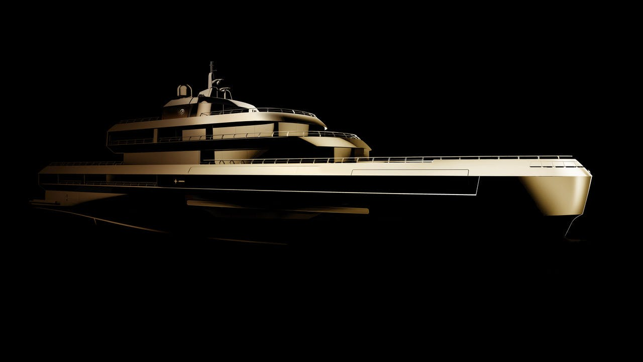yatch giorgio armani The Italian Sea Group