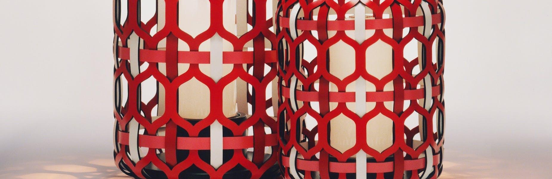 Louis Vuitton Objets Nomades Lanterne by Zanellato / Bortotto