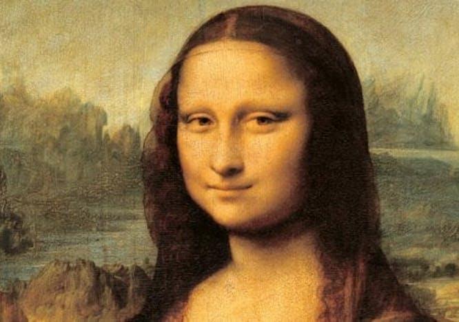 La Gioconda di Leonardo-L'OfficielItalia
