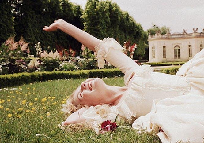 """Kirsten Dunst in """"Marie Anoinette"""""""