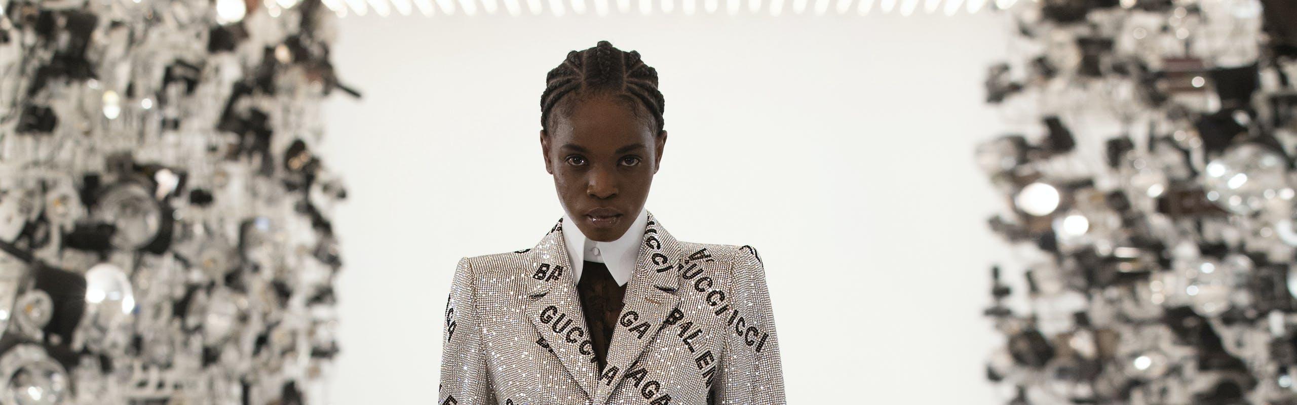 """La collezione """"Aria"""" di Gucci e la collaborazione con Balenciaga"""
