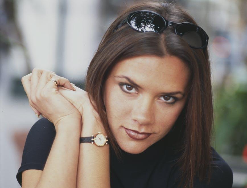 Victoria Beckham negli anni 90