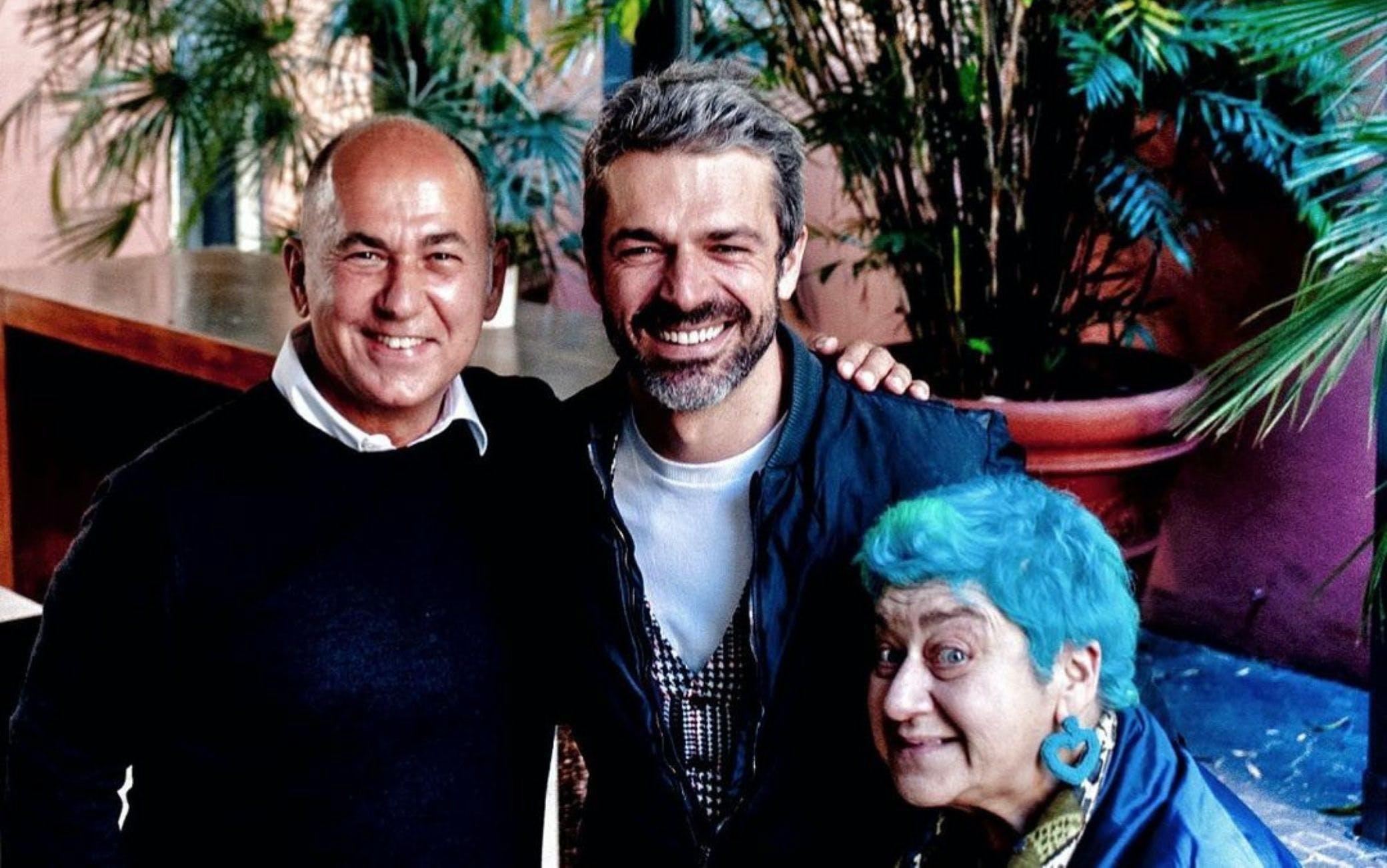 ti Serie TV: Ferzan Opzetek, Luca Argentero, Serra Yilmaz