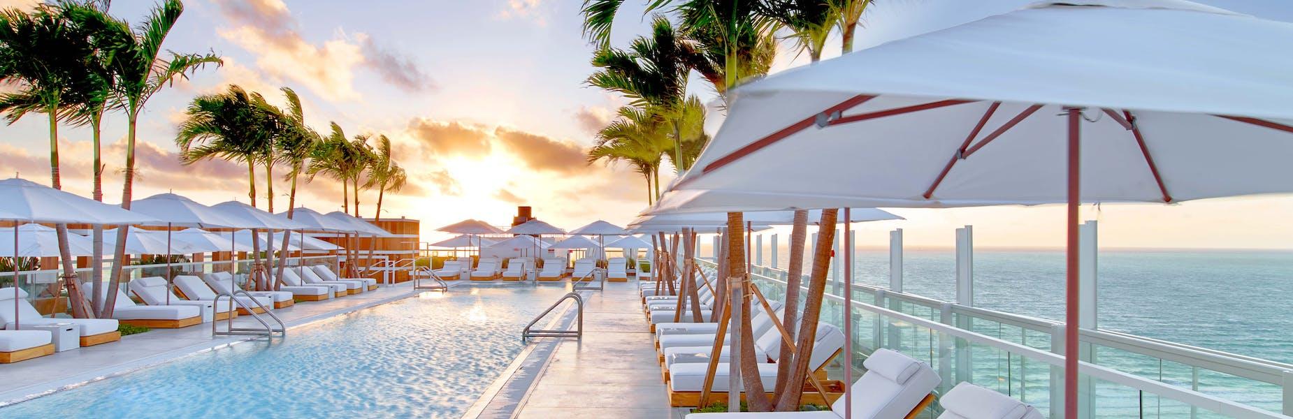 A Miami il lusso è sostenibile, al 1 Hotel South Beach