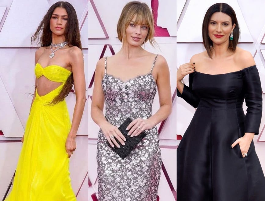 I vestiti più belli degli Oscar 2021: tutti i voti e i look