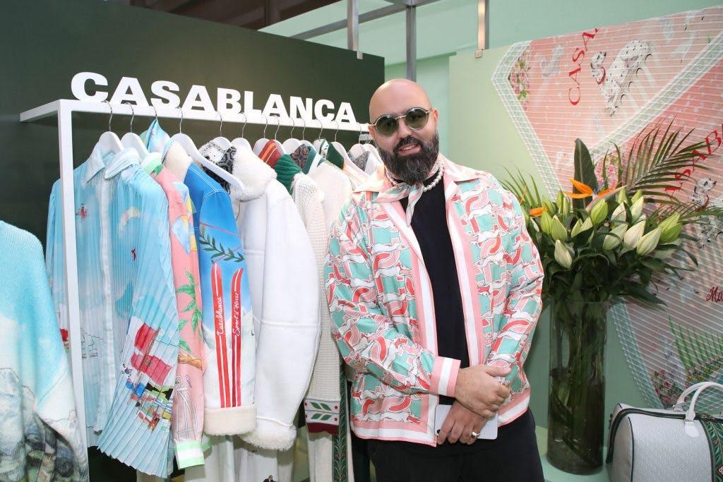 Casablanca: intervista a Charaf Tajer