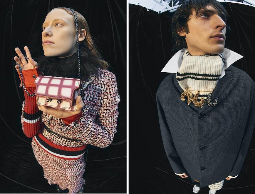Immagini della collezione di Marni Autunno Inverno 2021
