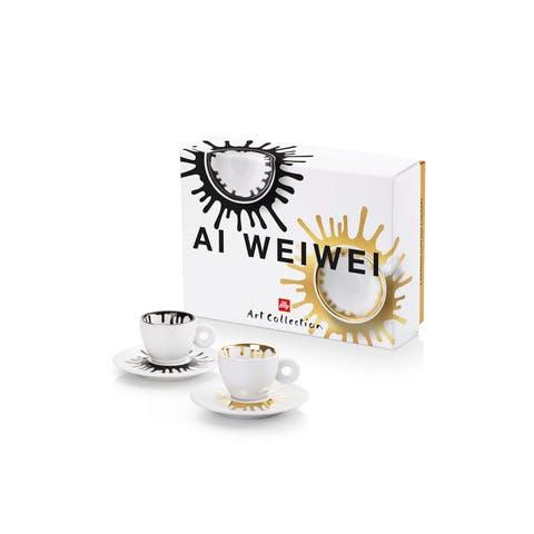 Ai Weiwei firma la nuova Illy Art Collection