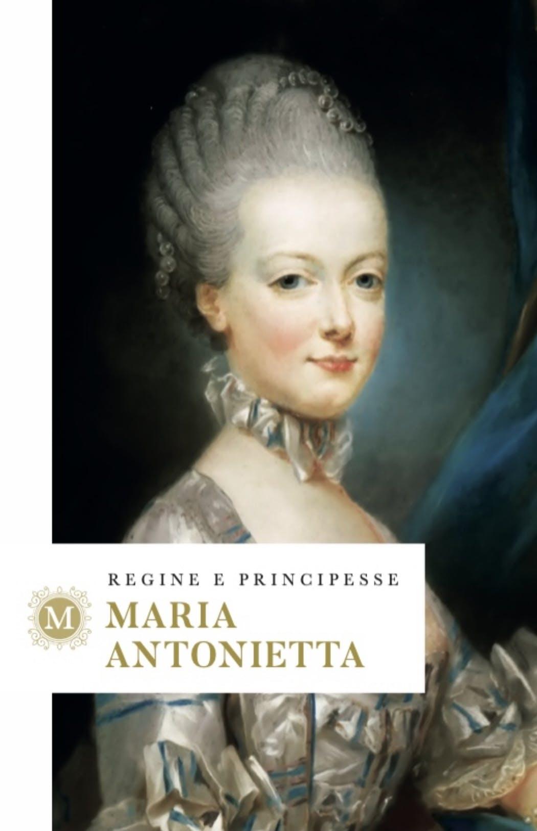 'Maria Antonietta' di Greta La Medica