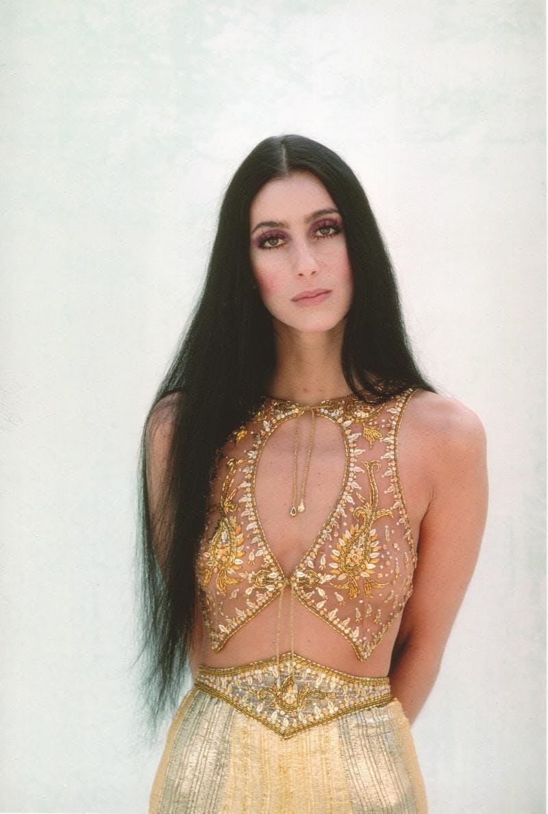 Cher: annuncia un film sulla sua vita per il suo 75esimo compleanno
