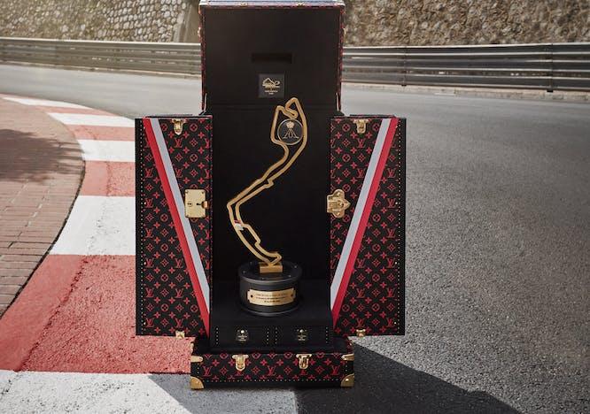 Nella foto Il trofeo Louis Vuitton del 78° Grand Prix de Monaco™ di Formula 1