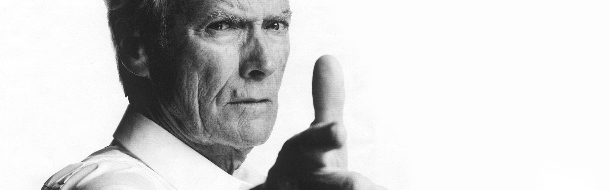 Ritratto di Clint Eastwood