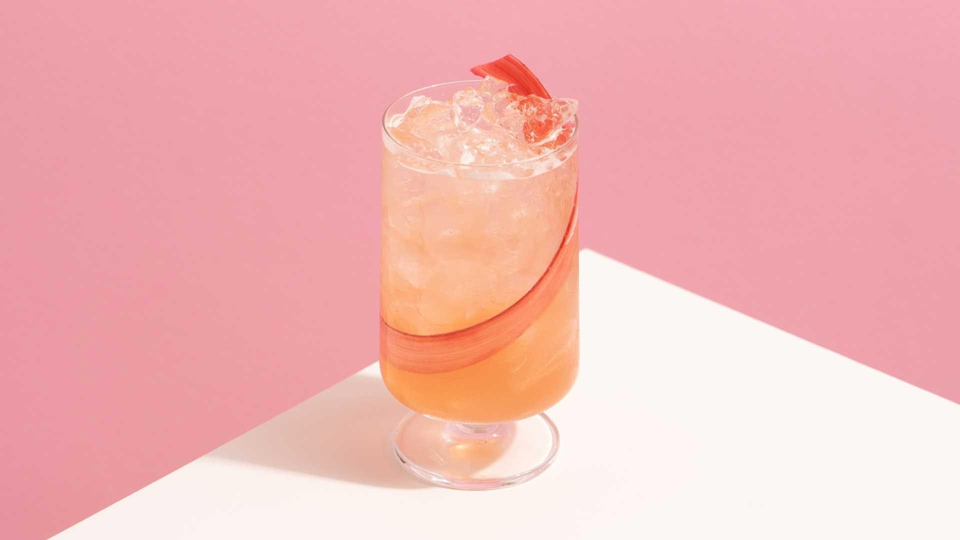 Nella foto un cocktail