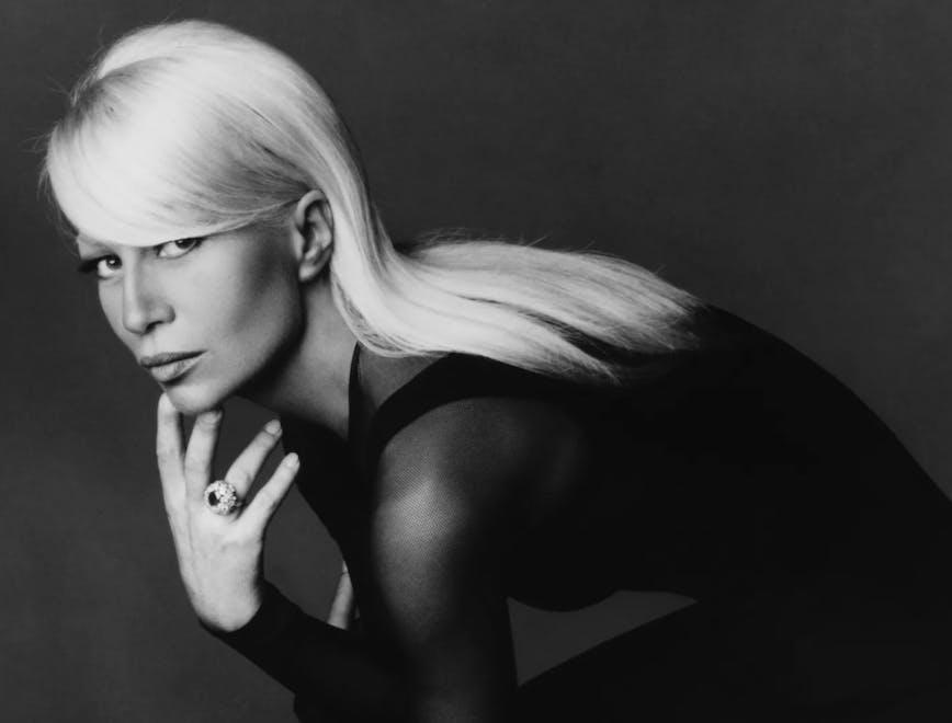 Donatella Versace, Bruce Weber Rizzoli Book